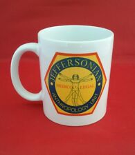 Bones Jeffersonian Anthropology Unit 10oz Tea Coffee Mug tv series fandom