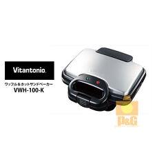 Vitantonio Variety Sandwich Baker waffle baker Waffle Makers VWH-100-K VWH110K