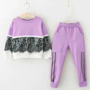 Girls Clothing Sets Toddler Girls Clothes Autumn Winter Tracksuit For Children