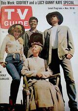 TV Guide #502 First Beverly Hillbillies 1962 Donna Douglas Buddy Ebsen Maverick