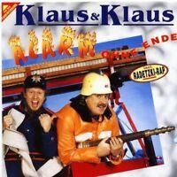Klaus & Klaus Alarm ohne Ende (1992) [CD]