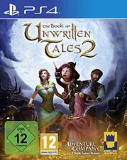 The Book of NON ECRIT Contes 2 PS4 Playstation 4 NEUF + emballage d'origine