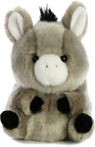 "Aurora - Rolly Pet - 5"" Bray Donkey"