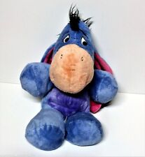 "Disney Eeyore soft toy donkey Winnie the pooh plush cuddly 15"" teddy kids gift"