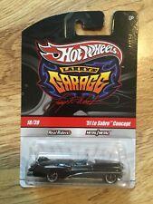 Hot Wheels Larry's Garage '51 Le Sabre Concept 18/39-Black-Unopened (Auto)