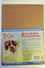 Feuilles A4 Stix2-avec la chaleur-papier parchemin