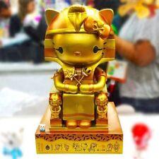 """Tokidoki x Hello Kitty GOLD Kittypatra 10"""" Limited Edition Vinyl Figure"""