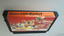 Jeu Nintendo FAMICOM HYPER OLYMPIC NTSC JAPON en loose (n°2655)