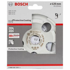 BOSCH Diamond Cup Wheel Ø 125 Concrete Grinding Milling Machine Gbr 15 Cag Ca