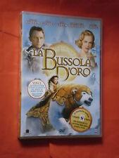 LA BUSSOLA D'ORO-  CON:NICOLE KIDMAN- DVD film-da collezione-sigillato