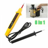 Elettrico Penna Rilevatore Di Tensione Allarme Sensore Tester Strumento 6V-380V