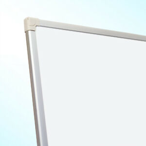 Wall Mounted Magnetic Whiteboard 90X60 cm with free gift