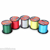 300M PROBEROS Practical Super Power PE 4 Strands Braided Fishing Line 6LBS-80LBS