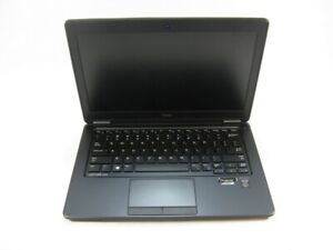 "Dell Latitude E7250 12"" Laptop 2.6 GHz i7-5600U 4GB RAM (Grade C No Battery)"