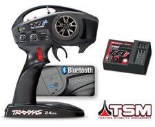 NEW Traxxas 6507R TQi 2.4GHz 4-Channel Radio w/Bluetooth Module & TSM Receiver