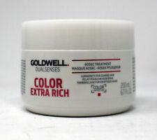Goldwell Dualsenses Color Extra Rich 60 Sec Treatment Masque 6.7 Ounce