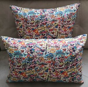 Disney's Magic Kingdom Mix-Up Cushion - 2 sizes available