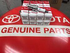 2003-2009 Toyota 4Runner V8 Genuine OEM Iridium Spark Plugs 90080-91180
