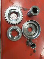 Electra Glide Road King Street primary drive sprocket gear compensator 88ci