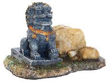 LION con pietre Acquario Ornamentale Acquario Decorazione