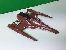 Vintage 1979  Mego-Buck Rogers Draconian Marauder Red Ship Jet Plane Toy #1
