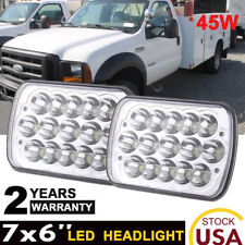 Parts For 1971 Ford F600 Sale Ebay. 7x6 Led Headlight Upgrade For Ford Super Duty Truck F550 F600 F650 F700 F750. Ford. Ford F700 Truck Headlight Parts Diagrams At Scoala.co
