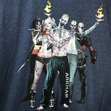 Suicide Squad T-Shirt Mens Size XL Short Sleeve Flawed