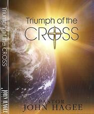 Triumph of the Cross Pastor - 3 Dvds - John Hagee - Sale Rare ! LowestPriceEver