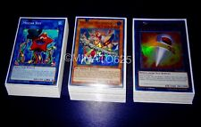 Yugioh Complete Mermail Deck + Ultra Pro Sleeves! Tournament Ready! Link Ready!!