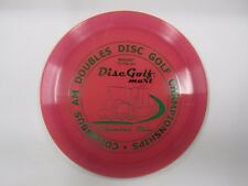 Innova Champion Vulcan Columbus Am Doubles Maroon w/ Green Stamp 170g -New