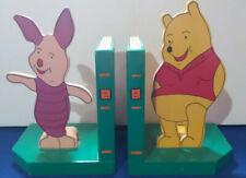 vintage - Winnie the Pooh & piglet - Bookends