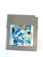 ***Alleyway (Nintendo Original Gameboy Game) Tested & Working!***