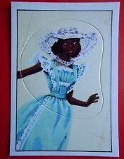 figurines prentjes cromos stickers picture cards figurine barbie 194 panini 1976