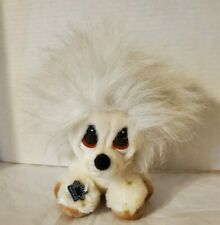 Vintage Applause RARE Baby Clive Sheep Dog Plush Crazy Hair Sad Eyes