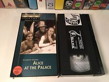 * Alice At The Palace TV Special Family Musical VHS 1982 Meryl Streep Broadway