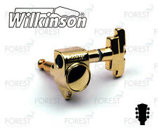 Wilkinson ® WJ-309 machine heads imperial deco style gold, 3L+3R