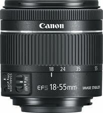 Canon EF-S 18-55mm f/4-5.6 IS STM Lens for APS-C Sensor DSLRS {58} EX (READ)