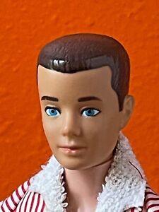 Vintage Barbie boyfriend Ken Doll brunette 1960 Original Box No 750 KITSCH 1960s