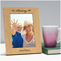 PERSONALISED Birthday Gifts for Mummy Mum Nanny Nanna Nan Her Photo Frames