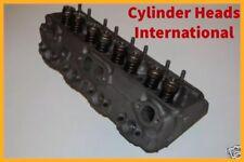 GM 350 5.7 CHEVY V-8 CYLINDER HEAD
