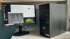 Computer Windows 10 PC INTEL I5 ricondizionato Scuola SSD128GB Fujitsu/Siemens