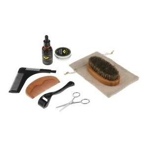 Beard Kit for Beard Growth, Bead Care and Beard Grooming, Men Beard Conditioner