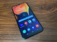 Samsung Galaxy A50 SM-A505U - 64 GB - Black (Unlocked) READ DESCRIPTION