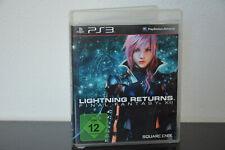 PS3 Spiel - Lightning Returns - Final Fantasy XIII - TOP Spiel - USK 12