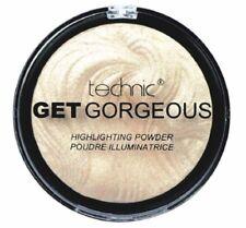 Technic Get Gorgeous Highlighting Powder Face Highlighter Contour Contouring 12g