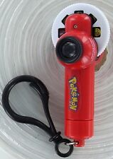 POKEMON Projector Slide Show Clip-On Toy POKE 8 Images Pikachu Squirtle Keychain