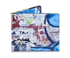 Sticker BOMB Tyvek Mighty Wallet Portafogli a soffietto da Dynomighty