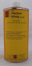 Flecken-König auf Lösemittel-Basis von König - 1 Liter Möbelpflege Holzpflege