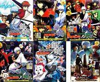 Gintama: Season 1 - 7 (Chapter 1 - 316 End + MV) ~ All Region ~ Brand New Seal ~