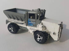 Hot Wheels Snow Plow 1983 Speed Machines Macchina Car Vintage Macchinina